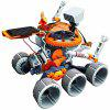 Assembly Solar Power Car Robot Kit Kid Educational Toy - MULTI