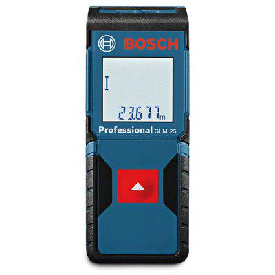 Bosch GLM 25 Laser Rangefinder Digital Distance Tape Measure Pointer High Precis
