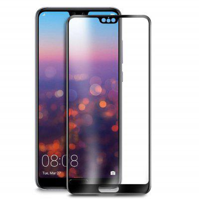 9H 0.26mm Full Cover Tempered Glass Screen Film for Huawei P20 Pro