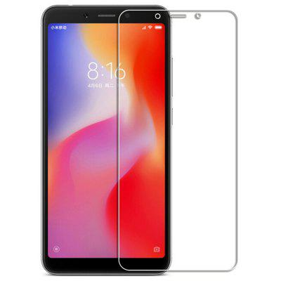 2PCS High Explosion-Proof Steel Glass Membrane for Xiaomi Redmi 6