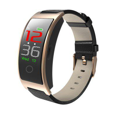 CK11C Color Screen Smart Bracelet Blood Pressure Heart Rate Water-resistant