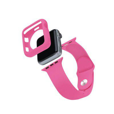 SmartWatch Band Watchcase para Apple Watch Series 3/2/1
