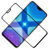 Tempered Glass Full Screen Protector for Huawei Honor 8X - BLACK