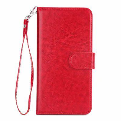 Card Protection Leather Cover Case for iPhone XS Max