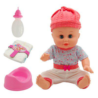 4 D Simulation Will Talk Can Urinate Drink Baby Doll Toy