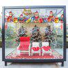 Merry Christmas PVC Wall Stickers - MULTI