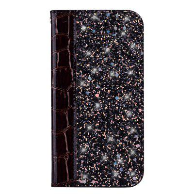 Luxury Bling Glitter Magnetic Stripes Cover Case for iPhone 6 / 6S