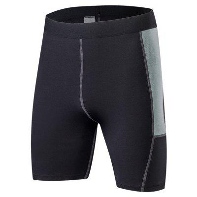 Men PRO Sports Fitness Running Perspiration Quick Dry Shorts