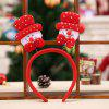 Christmas Ornament with Silver Headband - MULTI-B