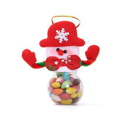 Candy Jar for Christmas Decoration