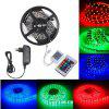OMTO DC12V 5M / 16,4 FT SMD3528 Tira de Luz LED - MULTICOLOR-A