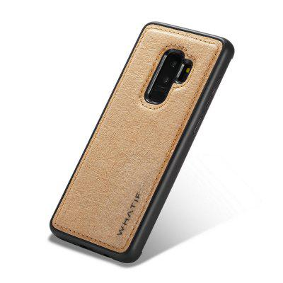 WHATIF для Samsung Galaxy S9 Plus DIY Personality Kraft Paper Phone Case Cover