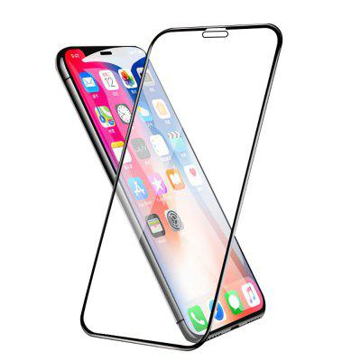 Full Cover Tempered Glass Screen Protector for iPhone XS / X