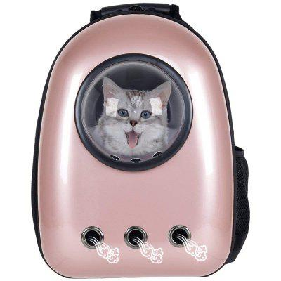 Dog Carrier Travel Bag Space Capsule Backpack Breathable