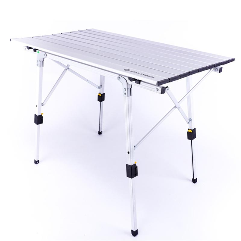 Folding Camping Table Ultralight Portable for Outdoor Camping Hiking BBQ
