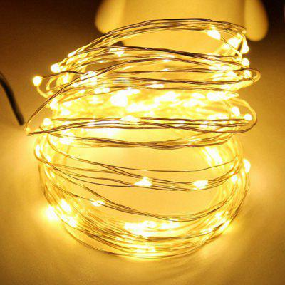 USB Low Voltage Led Lamp String 10m