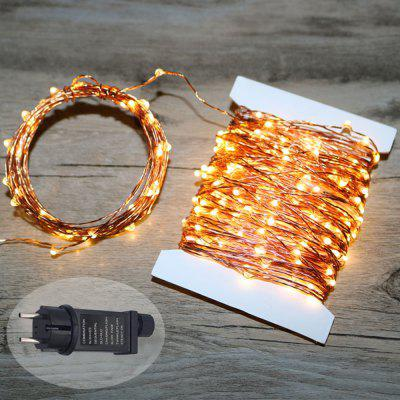 Led Lantern 8 Function Copper Wire Lamp 30M 300
