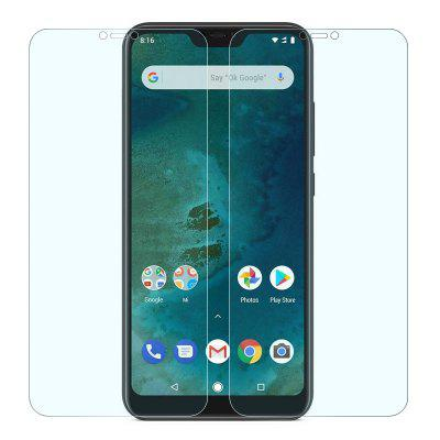 Mrnorthjoe Tempered Glass Film for Xiaomi Mi A2 Lite 2PCS