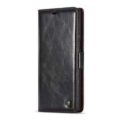 CaseMe for Samsung Galaxy Note 9 Flip Leather Wallet Phone Case with Cards Slots