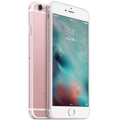 Slim TPU Soft Transparent Clear Crystal Case Cover for iPhone 6 / 6S