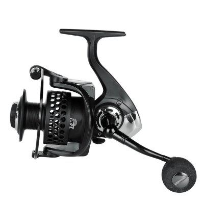 HiUmi BKK1000-7000 13BB+1 5.2:1 Metal Black Spinning Fishing Reel