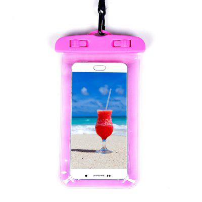 Universal Transparent Durable for Phones up to 6.0 inch Waterproof Bag