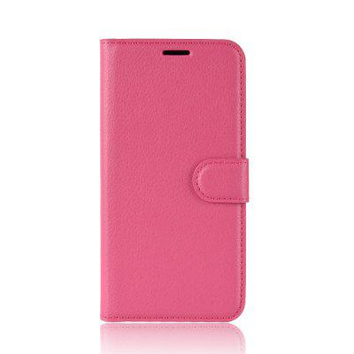 For Samsung J3 2018 Card Protection Leather Cover Case