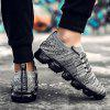 Sneakers Breath Jogging Sports Running Fly Weave Mens Trainers Gym Shoes - GRAY
