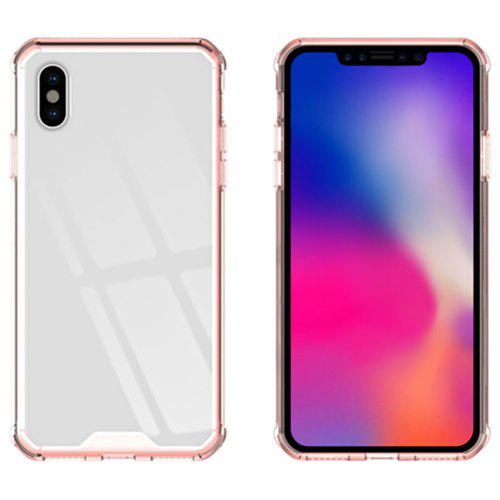 ac425cee81 Translucent Back Cover Solid Colored Hard Acrylic Case for iPhone XS Max |  Gearbest