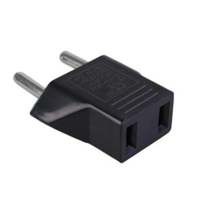 Universal EU Plug Socket to US Power Adapter