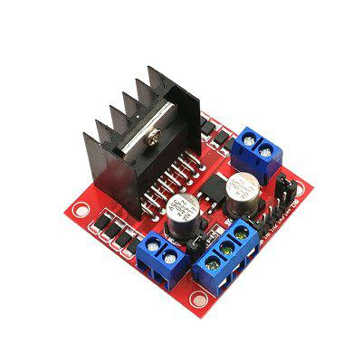 L298N Robot Intelligent Vehicle Motor Drive Board Module