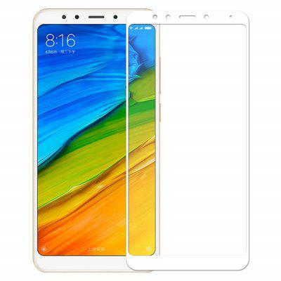 2PCS 3D Full Cover Tempered Glass Ochranná fólie pro Xiaomi Redmi 5 Plus