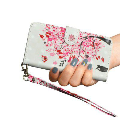 Fashion 3D Color Painting for Lenovo K8 Note Case Flip Wallet Cover
