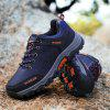 ZEACAVA Men's Fashion Leisure Outdoor Hiking Shoes - Βαθύ μπλε