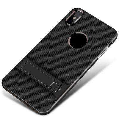 Shockproof with Stand Back Case Cover for iPhone XS Max
