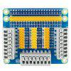 Raspberry PI 2/3b GPIO Multifunctional Extension Board - BLUE