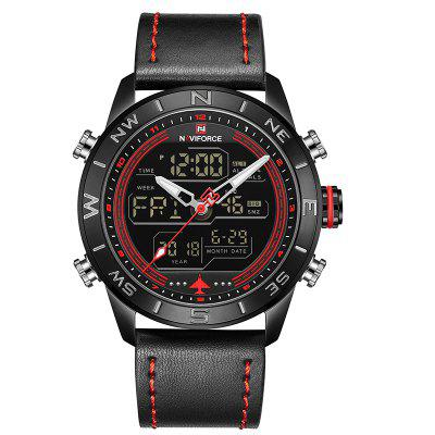 NAVIFORCE Men's Fashion Casual Watch