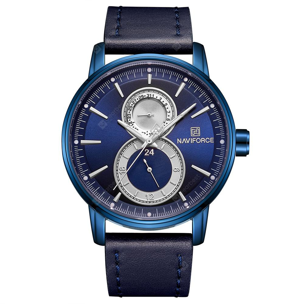 NAVIFORCE Business Men's Fashion Sports Watch