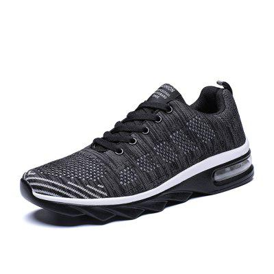Men Fashion Casual Air Cushion  Sports Running Shoes