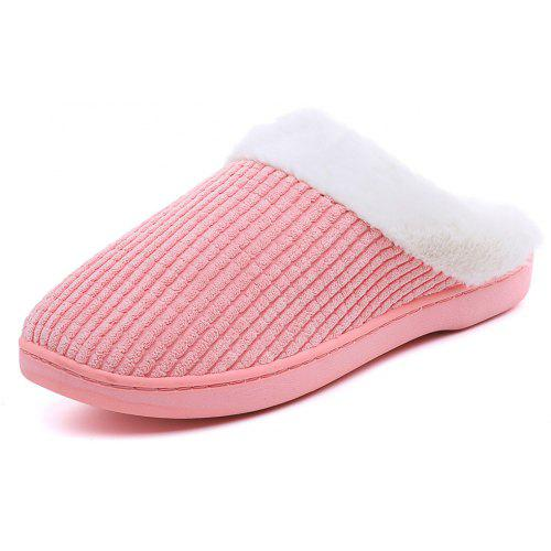 4d41c8354a7 Home Indoor Women s Shoes Cotton Slippers -  20.79 Free Shipping ...