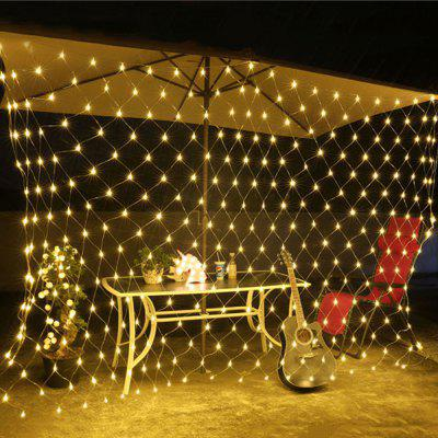 Outdoor Christmas Day Net Light