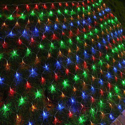 Led Outdoor Christmas Day Net Light