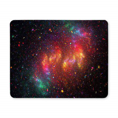 Non Slip Rubber Gaming Light Red  Mousepad