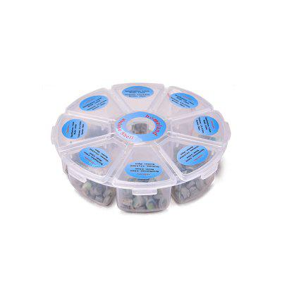 400PCS Abalone Shell Fingerboard Dots with Inlay Material for Guitar