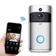 Smart Video Doorbell Wireless Home for iOS/Android