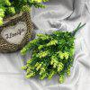 Home Party Decoration Artificial Flowers Bouquet - GREEN PEAS