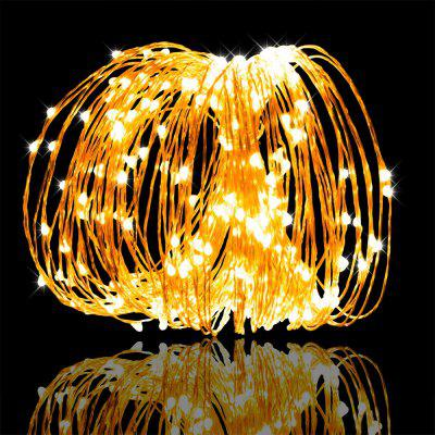 ZDM 500 CM 3 W 50 LEDs Waterdichte Outdoor String Licht voor Festival Christmas Party Decoratie met RF 13 Key controller