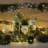 ZDM 500CM 3W 50LEDs Waterproof Outdoor String Light for Festival Christmas Party Decoration with RF 13Key Controller - WARM WHITE