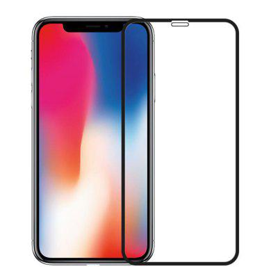 Tempered Glass Full Cover Screen Protector Film for iPhone XR