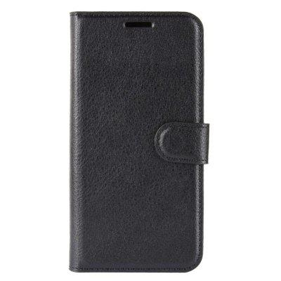 PU Leather Full Cover Wallet Phone Case with Holder Stand for Cubot Power